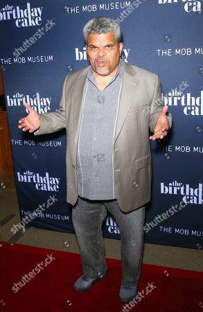 'The Birthday Cake' film premiere, The Mob Museum, Las Vegas