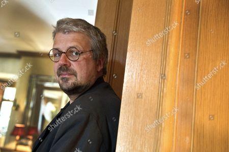 Editorial image of Film Director Sylvian Chomet, Paris, France - 03 Jun 2010
