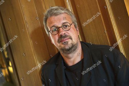 Editorial photo of Film Director Sylvian Chomet, Paris, France - 03 Jun 2010