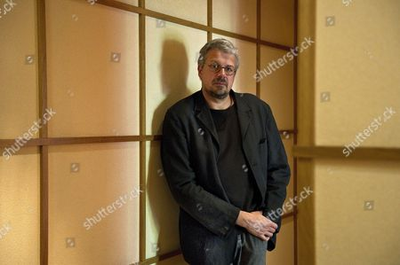 Stock Photo of Sylvian Chomet