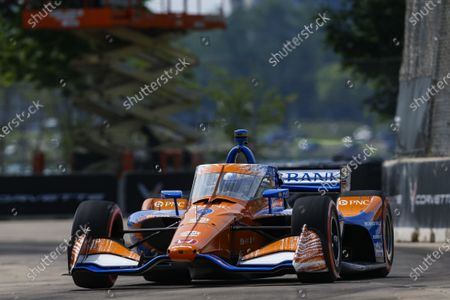 Editorial image of IndyCar 2021: Detroit, The Raceway on Belle Isle, United States of America - 12 Jun 2021