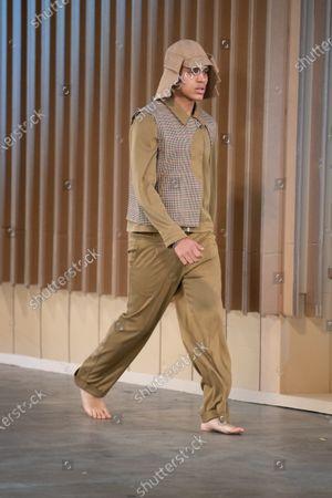 Reuben Selby catwalk