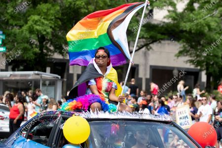 Capital Pride parade, Washington DC