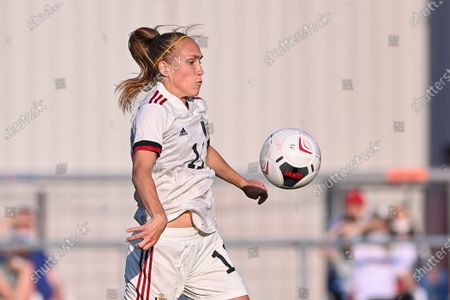 Stock Picture of Janice Cayman (11) of Belgium