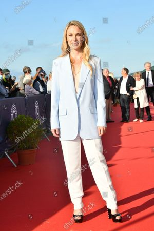 Editorial picture of 35th Cabourg Film Festival, Day Three, France - 11 Jun 2021