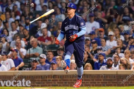 Editorial image of Cardinals Cubs Baseball, Chicago, United States - 12 Jun 2021