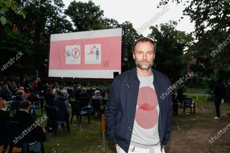 Editorial image of Der Menschliche Faktor (Human Factor) Premiere - 71st Berlinale International Film Festival Summer Special, Berlin, Germany - 12 Jun 2021