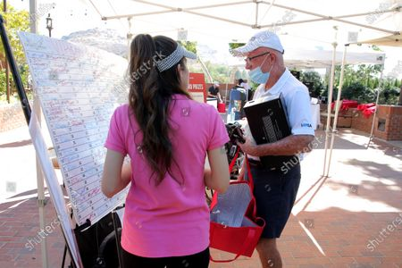 Jonathan Banks at the Opportunity Board at the SAG-AFTRA Foundation 11th Annual LA Golf Classic