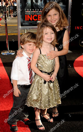 Editorial image of 'Inception' Film Premiere, Los Angeles, America - 13 Jul 2010