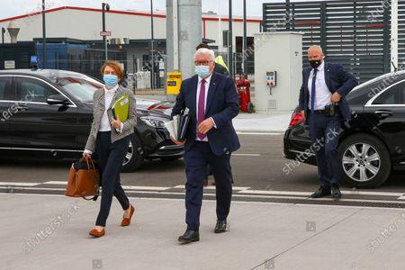 German President Frank Walter Steinmeier visit to Denmark