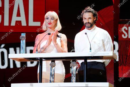 Editorial picture of Closing Gala of Malaga Film Festival, Spain - 12 Jun 2021