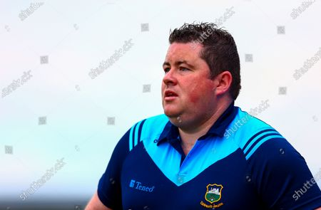 Longford vs Tipperary. Tipperary manager, David Power