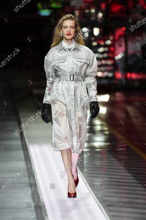 Editorial image of Fashion Ferrari, Maranello, Italy - 13 Jun 2021