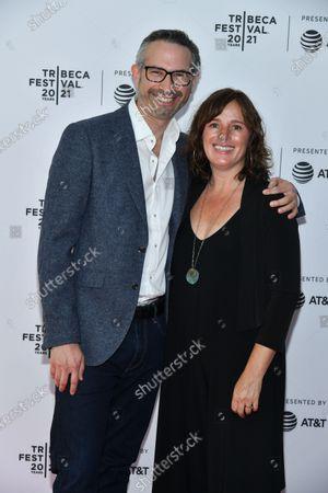 Editorial photo of Television Event photocall, Arrivals, Tribeca Film Festival, New York, USA - 13 Jun 2021