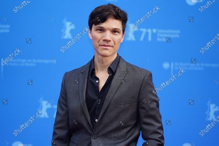 Sebastian Urzendowsky of the Short Film jury on the Red Carpet of the Berlin Film Festival (Berlinale) awards ceremony in Berlin, Germany, 13 June 2021. Due to the coronavirus COVID-19 pandemic, the 71st Berlinale is taking place in two stages: a virtual Industry Event, that was held from 01 to 05 March 2021, and the Summer Special for the general public running from 09 to 20 June 2021 as an outdoor-only event.