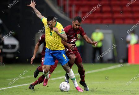 Editorial picture of Venezuela Copa America Soccer, Brasilia, Brazil - 13 Jun 2021