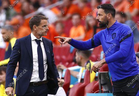Editorial photo of Group C Netherlands vs Ukraine, Amsterdam - 13 Jun 2021