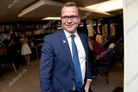 Editorial picture of Finnish municipal elections, Helsinki, Finland - 13 Jun 2021