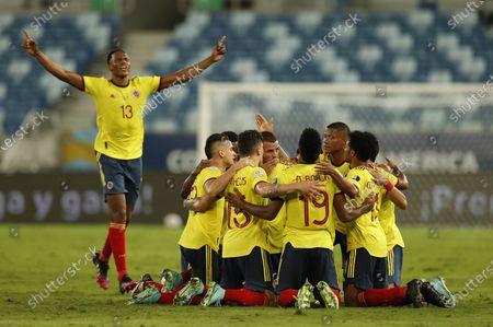 Colombia v Ecuador