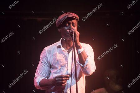Errol Linton in concert, London