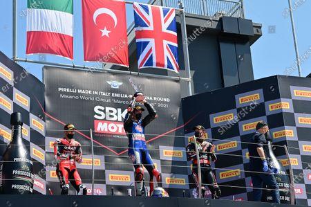 Stock Image of Autodromo Marco Simoncelli - Misano (I) 11-13 giugno 2021