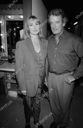 UNITED STATES - JUNE 01:  Victoria Tennant and Nicolas Coster