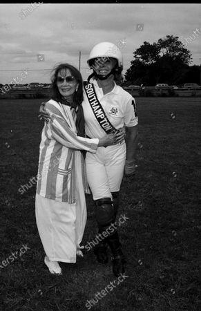 UNITED STATES - JULY 01:  Stefanie Powers and Katherine Helmond