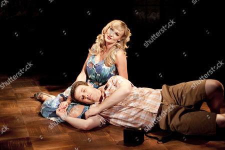Michael Arden (Alex Dillingham), Katherine Kingsley (Rose Vibert)