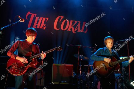 The Coral  - Lee Southall, James Skelly