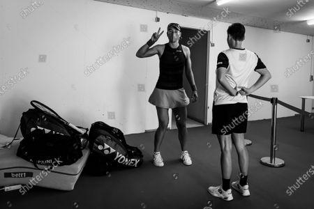 Editorial photo of bett1open Tournament, Tennis, Berlin, Germany - 20 Jun 2021