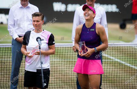 Editorial picture of bett1open Tournament, Tennis, Berlin, Germany - 20 Jun 2021