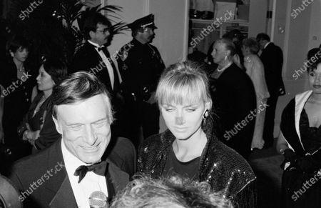 UNITED STATES - MARCH 01:  Hugh Hefner and Kimberly Conrad