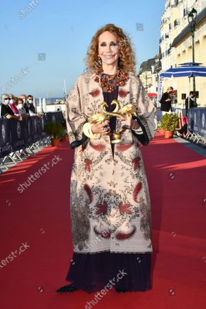 Editorial photo of 35th Cabourg Film Festival, Arrivals, Cabourg, France - 12 Jun 2021