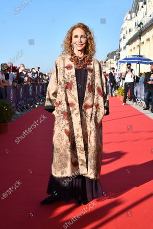 Stock Picture of Marisa Berenson