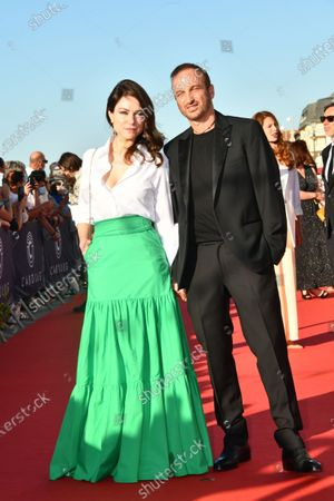 Editorial picture of 35th Cabourg Film Festival, Arrivals, Cabourg, France - 12 Jun 2021