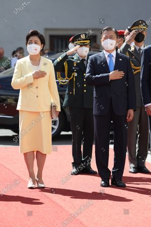 President South Korea Moon Jae-in state visit to Austria