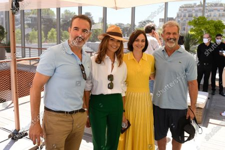 Editorial photo of French Open Tennis, Day Fifteen, Roland Garros, Celebrities at the Village Paris, France - 13 Jun 2021