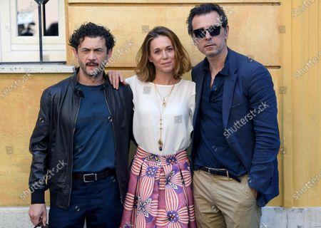 Editorial picture of Il Giorno e la Notte photocall in Rome, Italy - 14 Jun 2021