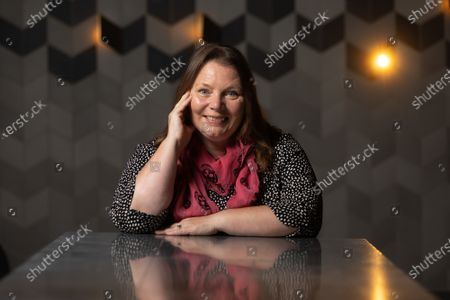 Stock Picture of Joanna Scanlan