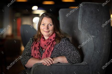 Stock Photo of Joanna Scanlan