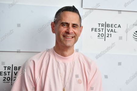 Editorial picture of 'Ricky Powell: The Individualist' photocall, Tribeca Film Festival, New York, USA - 14 Jun 2021