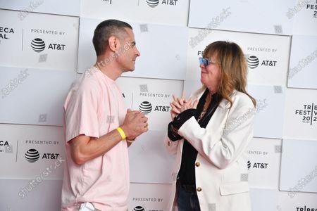 Josh Swade and Jill Rosenthal