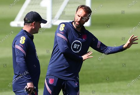 Stock Picture of England manager Gareth Southgate
