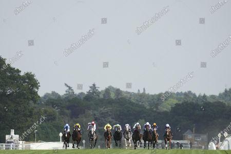 Editorial image of Royal Ascot, Day One, Horse Racing, Ascot, Berkshire, UK - 15 June 2021