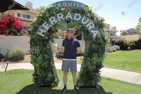 Joel McHale at the Tequila Herradura display SAG-AFTRA Foundation 11th Annual LA Golf Classic,