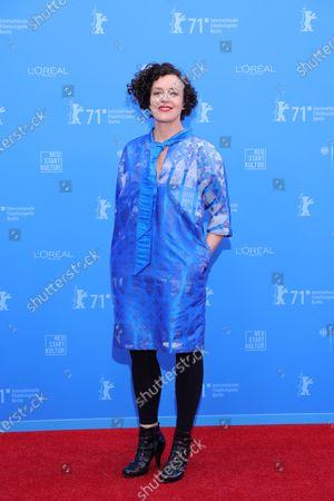 Editorial picture of Ich bin dein Mensch - Premiere - 71st Berlin Film Festival Summer Special, Germany - 14 Jun 2021
