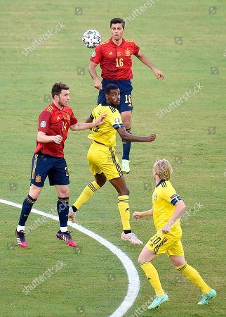Spain v Sweden