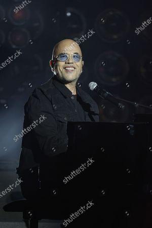 Pascal Obispo in concert
