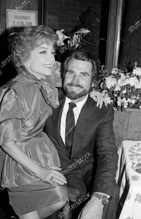 UNITED STATES - APRIL 01:  Annie Baxter and James Brolin