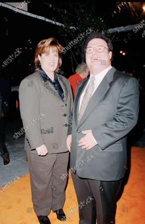 Editorial image of Rosie O'Donnell and Josh Mostel